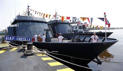 marina de guerra del peru convocatoria 2016 la marina de guerra del per 250 incorpora dos buques