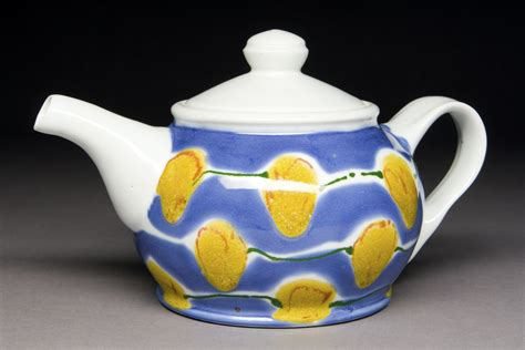 Tea Planter S by Teapots 171 Wald Pottery