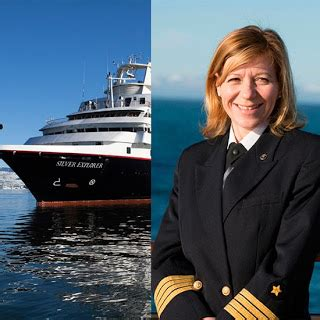 silversea cruises president out to sea silversea cruises appoints its first female