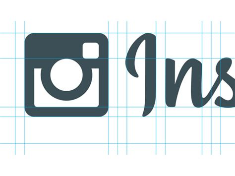 design font instagram instagram logotype revision by mackey saturday