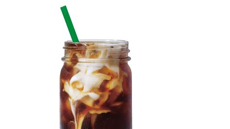 Starbucks' new coconut cold brew coffee summer drink   TODAY.com