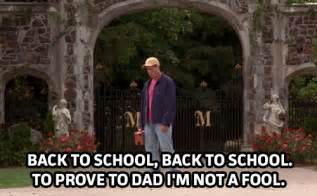 Back To School Billy Madison Meme - what do adam sandler kids and retailers have in common