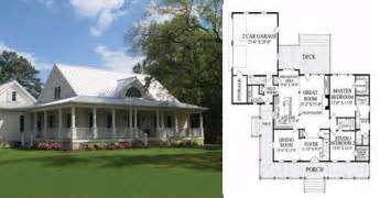Farm House Plans Check Out These 6 Farmhouse Home Plans