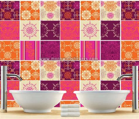 pattern tiles india indian patchwork stickers for tiles