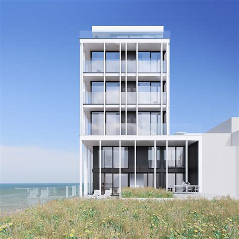 te koop nieuwpoort nieuwbouw appartementen te koop op de zeedijk infini
