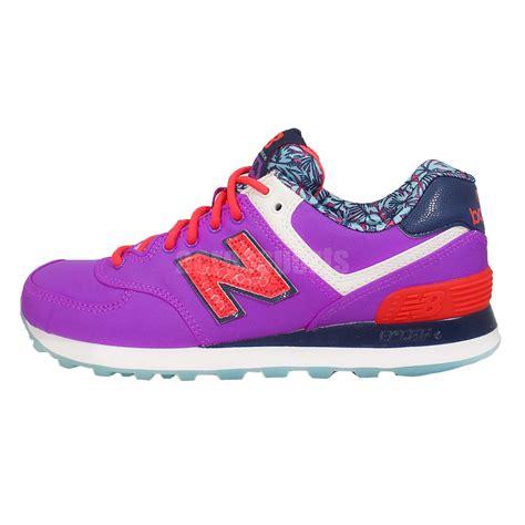 New Balance Encap new balance wl574ilb b luau purple womens encap