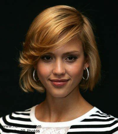 Jessicas New Hair by Alba With Hair Cut In A Bob