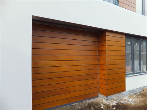 Wood Slat parklex facade cladding pictures from vincent timber