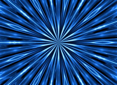 background  abstract blue shining star  image