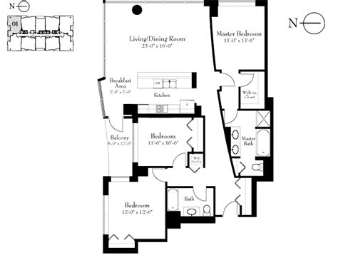 100 e 14th st chicago floor plan 1400 museum park 100 e 14th st