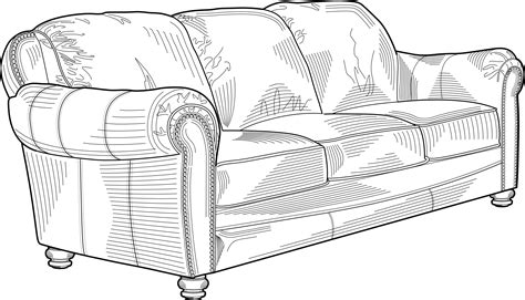 Sofa Sketch Search Drawing by Search Results For Santa Large In Black An White