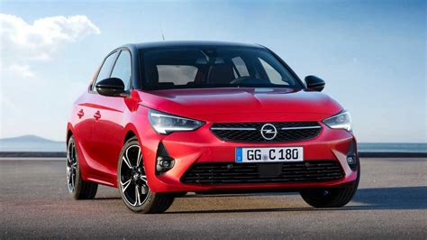 2020 opel era opel corsa model year 2020 motorage new generation