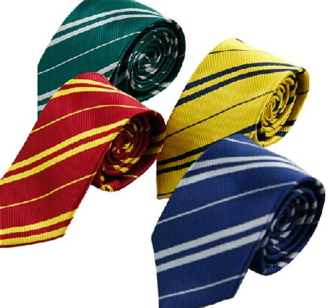 what are hufflepuffs colors children necktie harry potter gryffindor slytherin