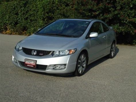 2009 honda civic 2 door find used 2009 honda civic si coupe 2 door 2 0l in wendell