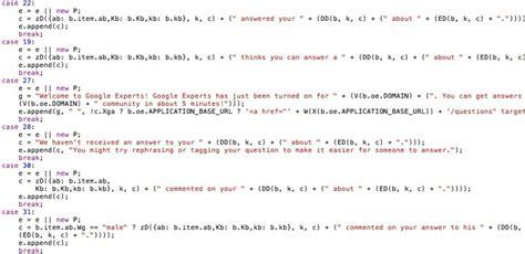 preguntas a google voice el c 243 digo de google da pistas sobre nuevas funciones futuras