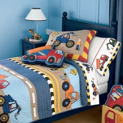 construction bedding and bedding sets on pinterest