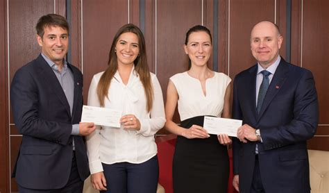 Jd Mba Osgoode by Jd Mba 19 Ekin Ober Wins The National Bank In
