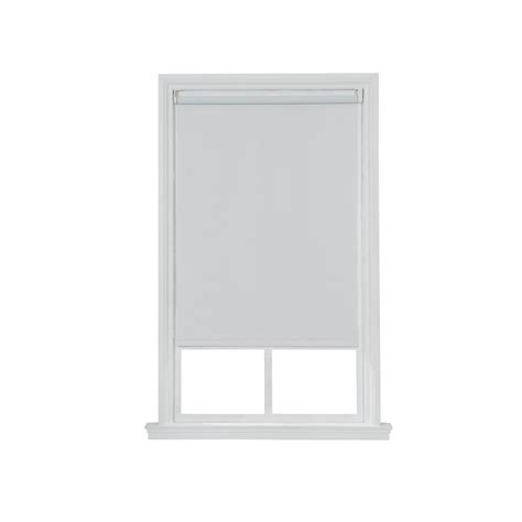 18 L Shade by Home Basics Cut To Width White Cord Free Easy Lift