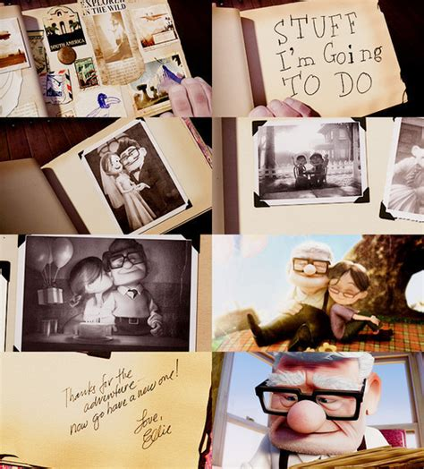 film loved up veebhu my adventure book scrapbook inspired by the movie up