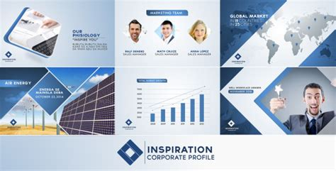 complete corporate profile business presentation 8317903