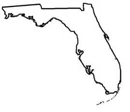 florida map outline printable map of united states