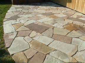 gamino landscaping services patios flagstone