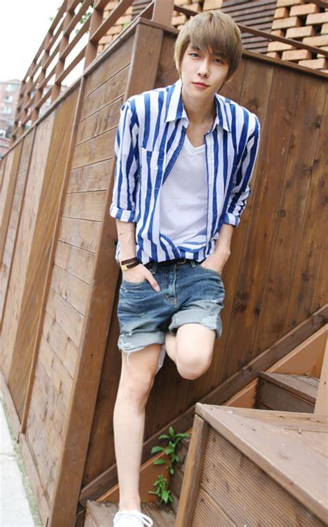 Celana Putih Cwe ulzzang fashion casual style my