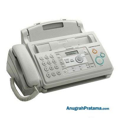 Tinta Fax Panasonic Kx Fp701 panasonic kx fp701 faximile anugrahpratama