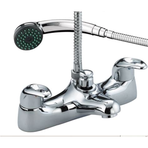 bristan bath shower mixer taps bristan java bath shower mixer jbsmc tap chrome new ebay