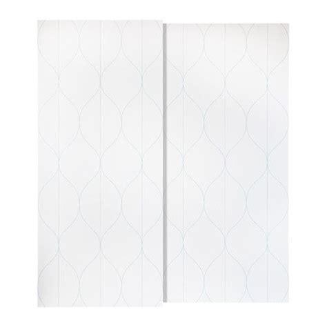 sliding door warranty ikea svorkmo pair of sliding doors 78 3 4x92 7 8