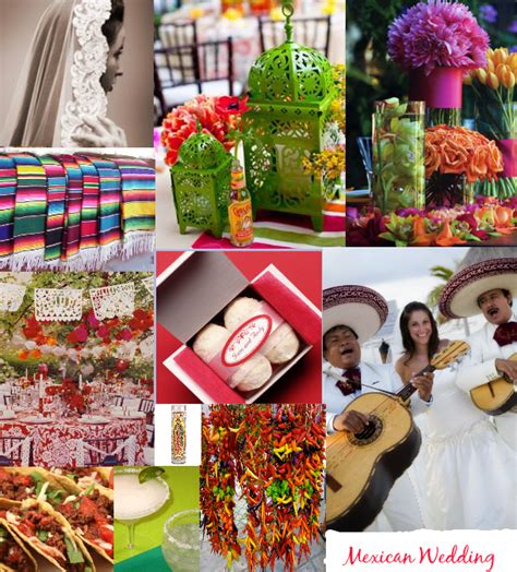 mexican themed wedding decorations fiestas wedding theme wedding decor wedding ideas