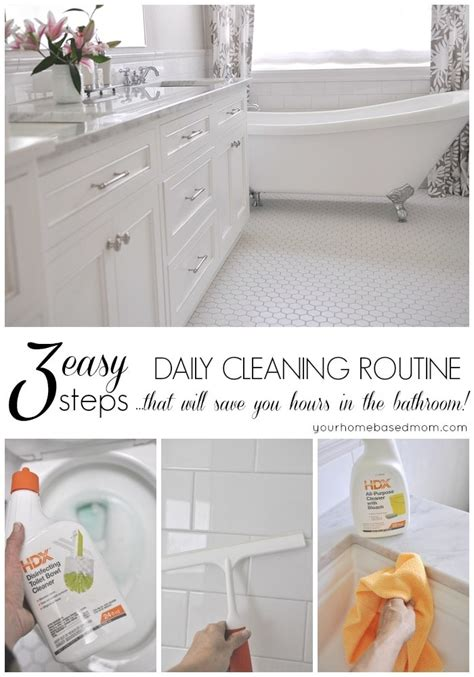 tips for cleaning bathtub bathroom cleaning tips your homebased mom