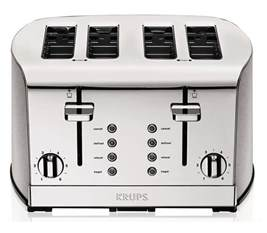 Top Toasters 2015 Top 10 Best Stylish 4 Slice Toasters Reviews 2016 2017 On