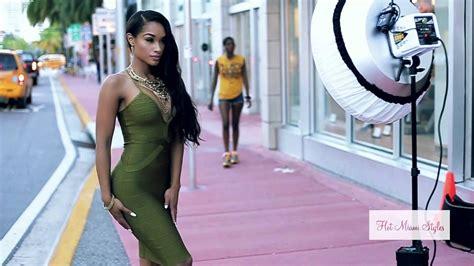 Kimmy Maxy miami styles photoshoot with kimmy maxx in south