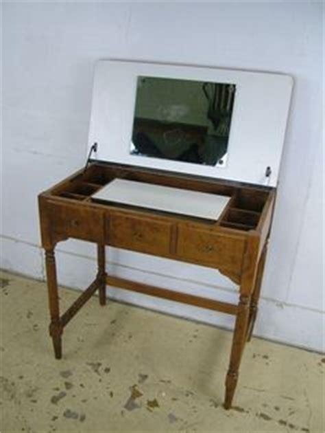 Ethan Allen Vanity by Vintage Ethan Allen Nutmeg Corner Desk Ethan Allen