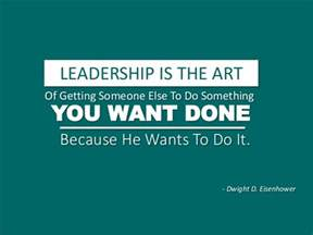 a good leader is a