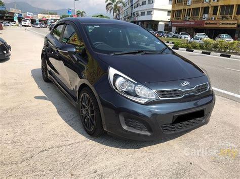 kia 2013 ex 1 4 in perak automatic hatchback black for
