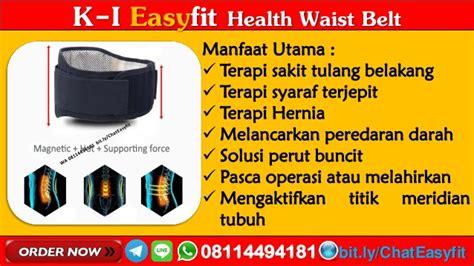 Terapi Syaraf Kejepit Di Pinggang Easyfit Waist Belt 1 wa 08114494181 ciri ciri saraf terjepit di pinggang