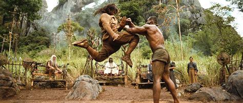 film ong bak 2 elephant fight review ong bak the beginning uk bd dvdactive