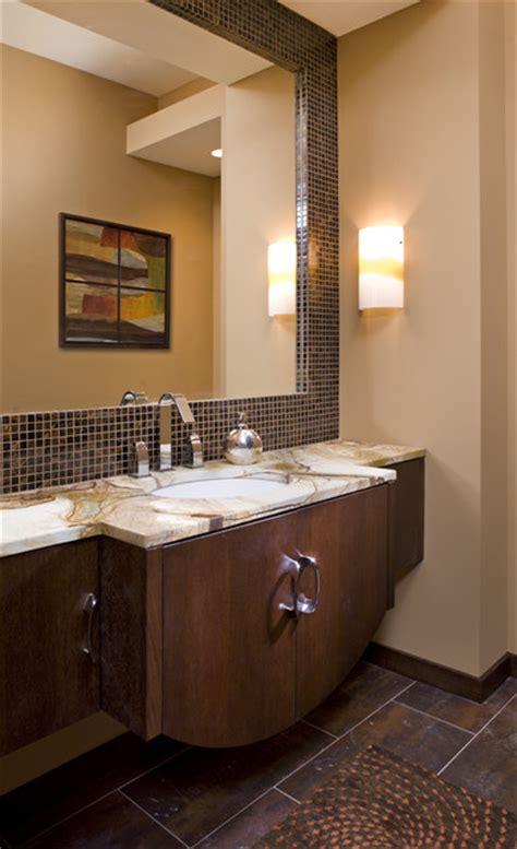 powder room interior design powder room with elan contemporary powder room
