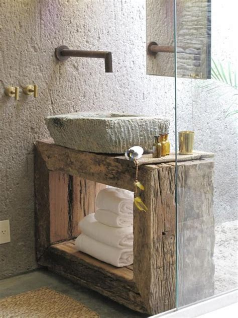 rustic bathrooms 10 lovely bathroom with some rustic decor inspiration