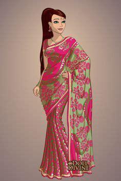 Gamis Jodha 02 By Nindah Fashion jodha bai by kaurwaki created using the sari doll