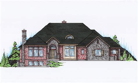hip roof ranch house plans ooten