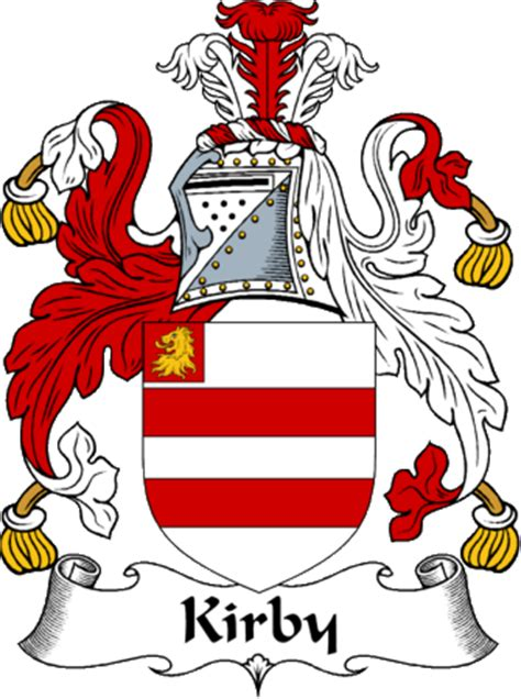 the kirbys of new a history of the descendants of kirby of middletown conn and of joseph kirby of hartford conn and of richard kirby of sandwich mass classic reprint books irishgathering the kirby clan coat of arms family crest