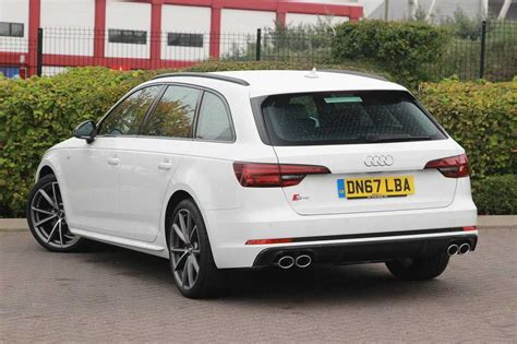 Audi A4 3 0 Tfsi by Used 2017 Audi A4 Avant 3 0 Tfsi Quattro Ps Tiptronic For