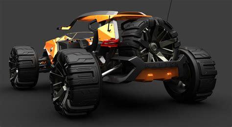 Ktm Road Car Bowler Raptor Concept By R Kelley Design News