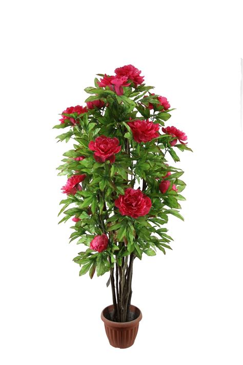 china artificial peony treeimitated flower plant jtlb