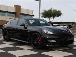 Porsche Panamera With Rims Black Wheels For Porsche Panamera Giovanna Luxury Wheels