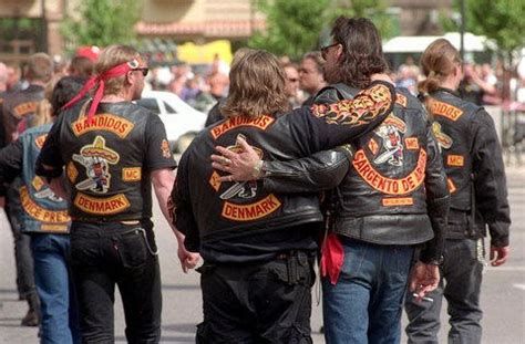 the history outlaw bikies