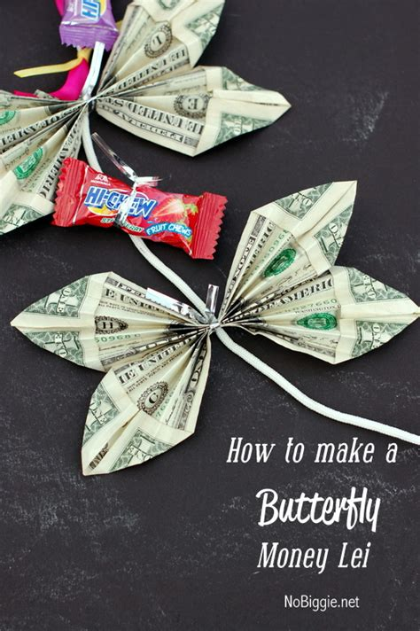 How Do They Make Paper Money - how to make a butterfly money